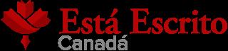 Está Escrito Canada Logo